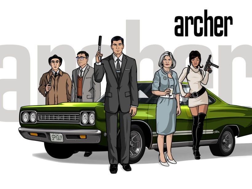 the_archer_serie